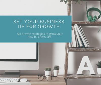 Coaching Programme: Grow Your Business