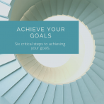 Coaching Programme: Achieve Your Goal